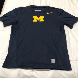 University of Michigan Hypercool shirt